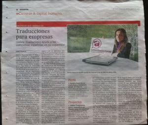 Entrevista Traductores para empresas