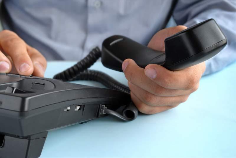 el servicio de interpretación telefónica
