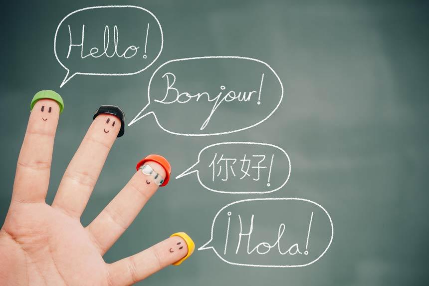 Idiomas fundamentales en la exportación