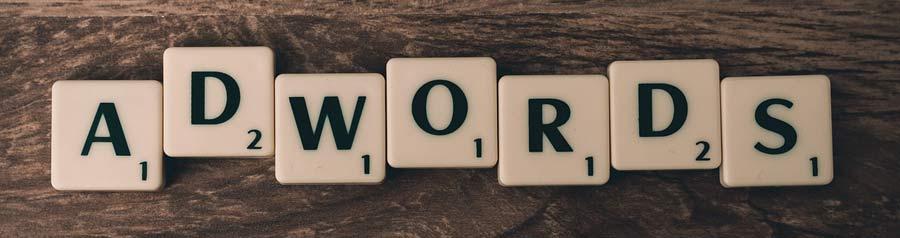traducción de palabras Adwords