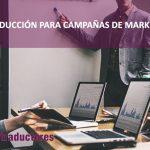Traducción campañas de marketing | Empresa de traducción