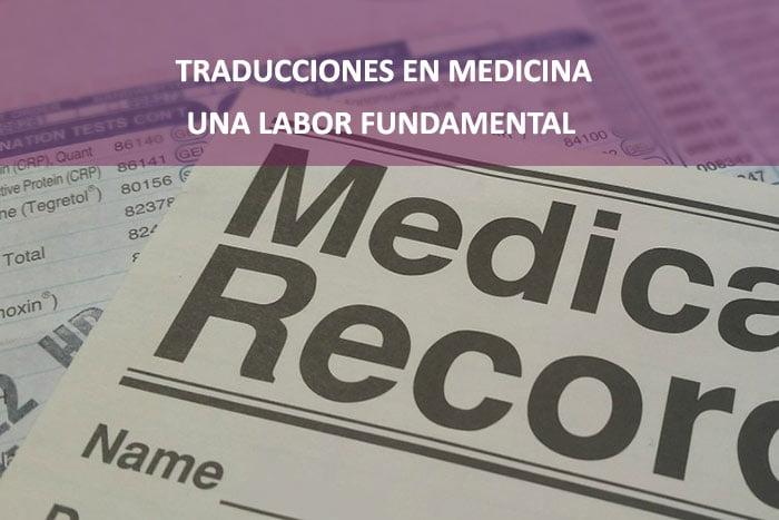 Traducciones medicas | Empresa de traducción