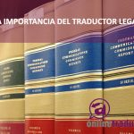 Traductor legal online | Empresa de traducción