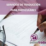 traducciones por internet | Online Traductores