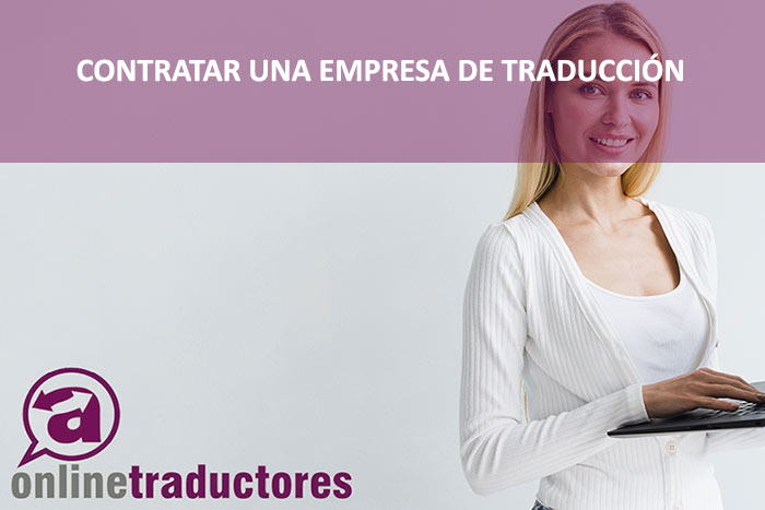 Contratar una agencia de traducción online