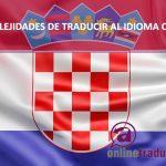 Traducir al croata   Online Traductores