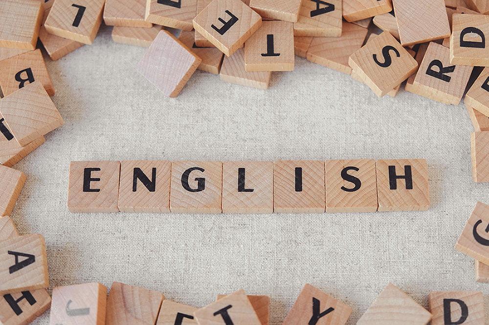 inglés británico y americano