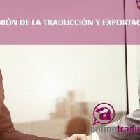 El papel de la traducción en el proceso documental de exportación