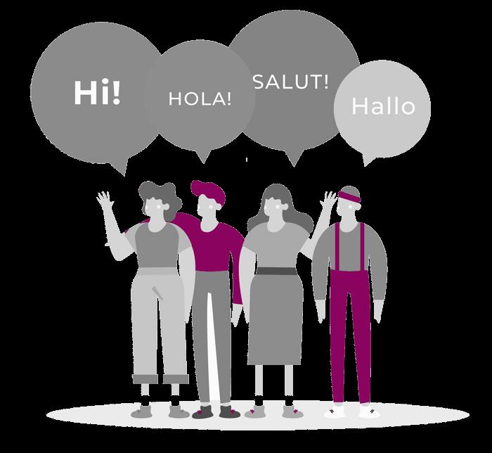 Idiomas | Empresa de traducción