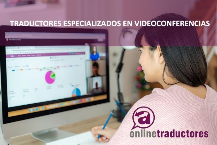 traducción videoconferencias