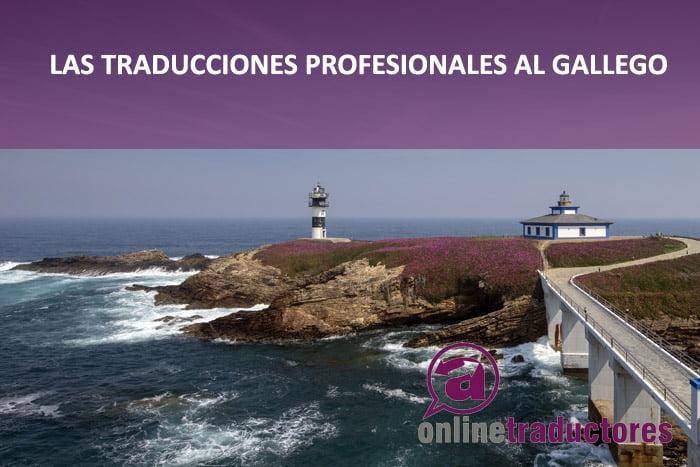 Las traducciones profesionales al gallego   Online Traductores