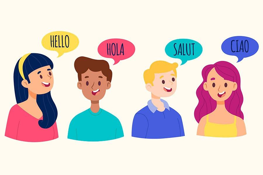 Idiomas más hablados en Europa