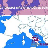Descubre los 10 idiomas más hablados en Europa
