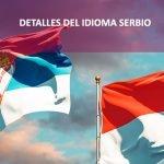 Detalles idioma serbio | Online Traductores